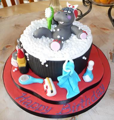 Unusual Cake Decorations Uk : Ambleside - Display - Tic